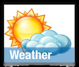 Weather in Washington County